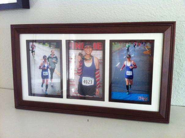 Photos from my first marathon!