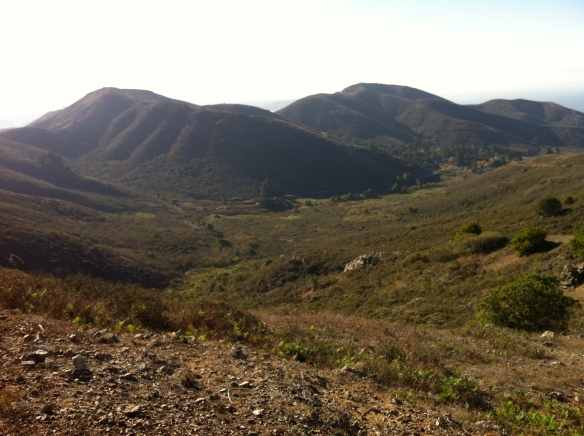 From the SCA trail