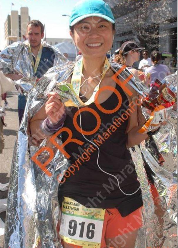 I did it! Marathon #3 in the books!