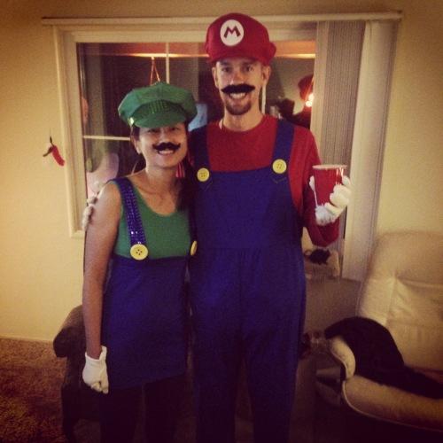 Halloween shenanigans!