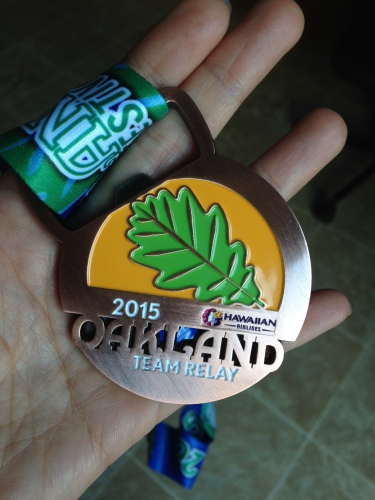 A very handsome medal that doubles as a bottle opener.  I like this trend of multifunctional medals...